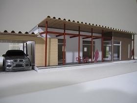 柿沼邸リフォーム模型写真002.jpg